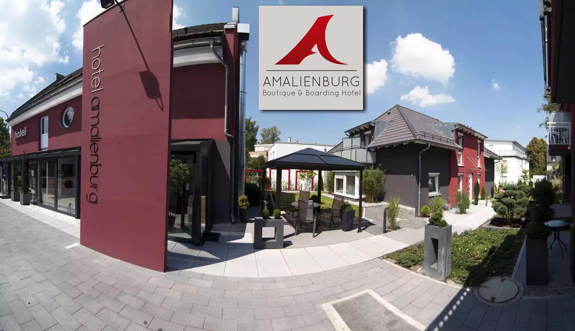 Hotel Amalienburg Boutique Boarding Hotel Das Touristik Portal