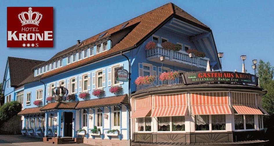 Hotel Krone Post Simonswald Schwarzwald
